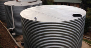 Steel Rainwater Tanks Adelaide