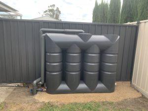 Natural Rainwater Tanks