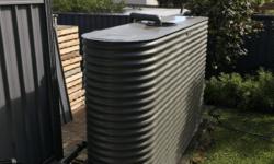 Water Tank Manufacture